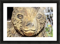 The Animal Totem  Picture Frame print
