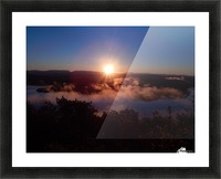 New Beginnings  Picture Frame print