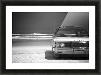 Daytona Beach 1 Picture Frame print