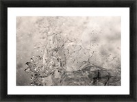 Abstract Water Picture Frame print