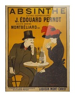 Absinthe Picture Frame print