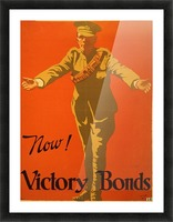 Buy Victory Bonds Picture Frame print