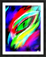 eyee Picture Frame print