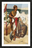 On guard in the time of the pharaons Picture Frame print