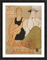 Harpers August Picture Frame print