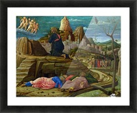 The Agony in the Garden Picture Frame print
