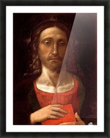 Christ Picture Frame print
