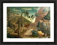 San Zeno Agony in the Garden Picture Frame print
