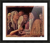 Presentation of Jesus at the Temple Picture Frame print