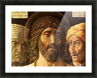 Ecce Homo detail Picture Frame print