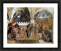 The Court of Mantua Picture Frame print