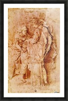 Judith with the head of Holofernes Picture Frame print
