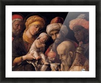 The Adoration of the Magi Picture Frame print