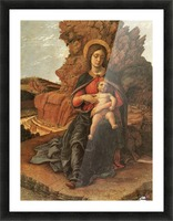 Madonna of the Cave Picture Frame print