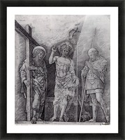 The Resurrection of Christ Picture Frame print