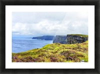 CLIFFS OF MOHER 10 Picture Frame print