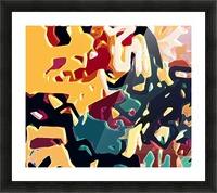 sandier  Picture Frame print