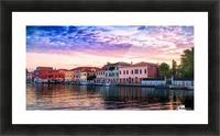 Murano Morning Picture Frame print