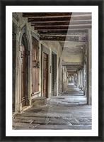 Italian Arcade Picture Frame print