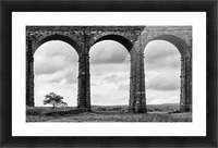 Settle Carlisle Viaduct Yorkshire England Picture Frame print