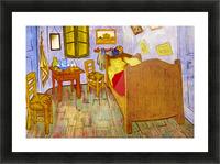 Bedroom at Arles by van Gogh Picture Frame print