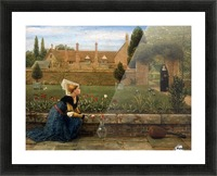 In the Convent Garden Picture Frame print