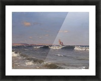 Sea Side Picture Frame print