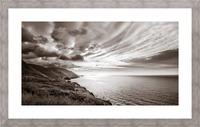 Breakthrough Skies Picture Frame print