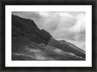 Light on the Mountain Picture Frame print