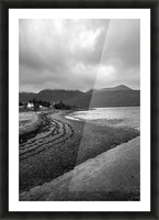 Little House on Skye Picture Frame print