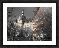 Gothic  Picture Frame print
