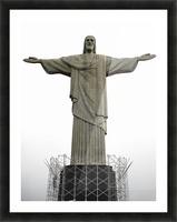 Christ - Rio Picture Frame print