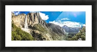 Land of Dreamers Picture Frame print