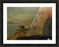 Sorento Picture Frame print