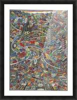 Biler - Cars Picture Frame print