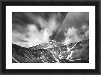 Euphrates Picture Frame print
