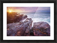 Featherweight Picture Frame print