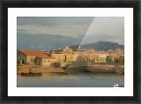 Vue des environs de Marseille Picture Frame print