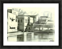 gemeentemuseum - 05-08-16 Picture Frame print