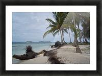San Blas Island 4 Picture Frame print