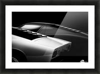 2 Miura Picture Frame print