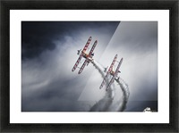 WingWalkers Picture Frame print