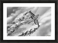 F-16 Solo Turk... Picture Frame print