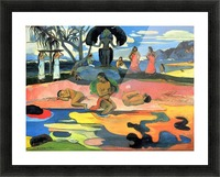 Mohana no Atua by Gauguin Picture Frame print