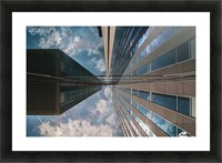 Meeting point Picture Frame print