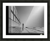 The evolution of space ... Picture Frame print