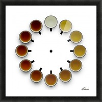 Tea time Picture Frame print