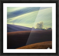 Fields... Picture Frame print