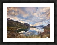 Morning Delight at Lake Hawea Picture Frame print