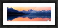 Mount Cook, New Zealand Picture Frame print